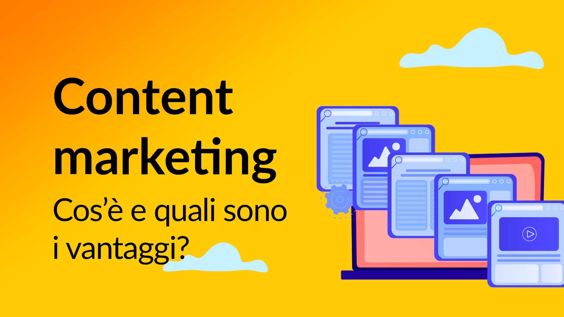 Content marketing, cos'è